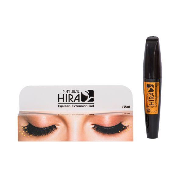 ژل تقویت کننده مژه هیرا مدل Eyelash Extension حجم 10 میلی لیتر