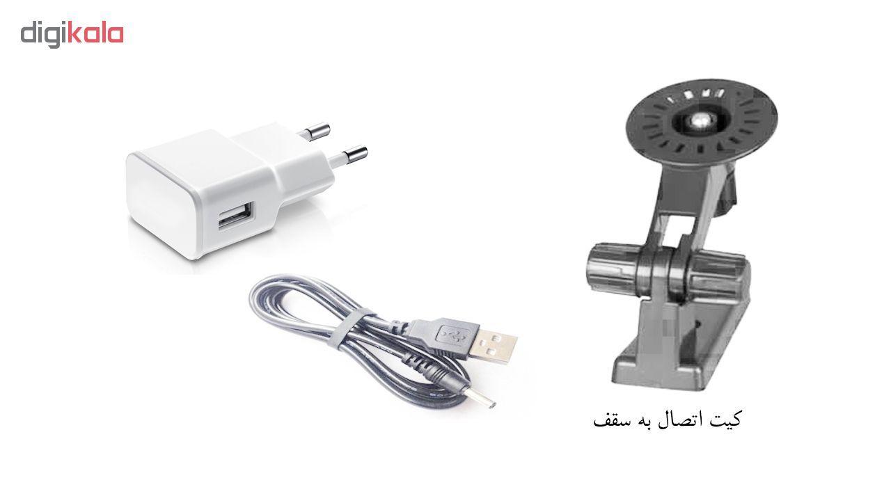 دوربین کنترل کودک ماترون مدل V380S wifi baby w1 main 1 4