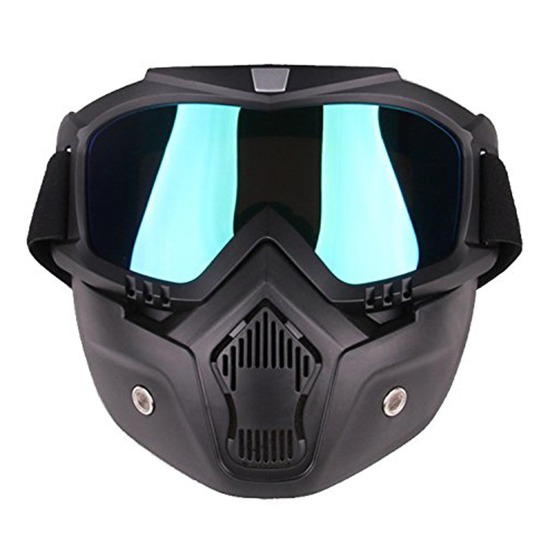 عینک موتور سواری طرح GOOGLE