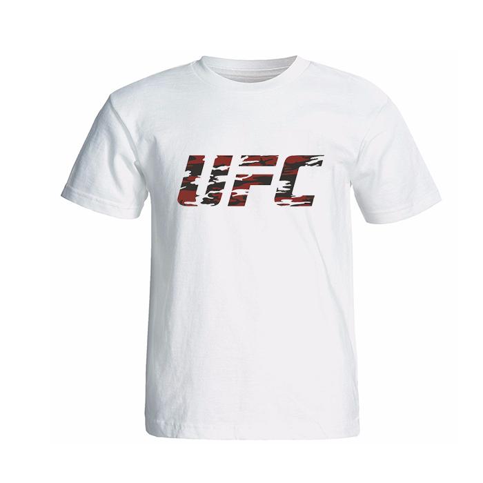 تی شرت مردانه طرح UFC کد 13390