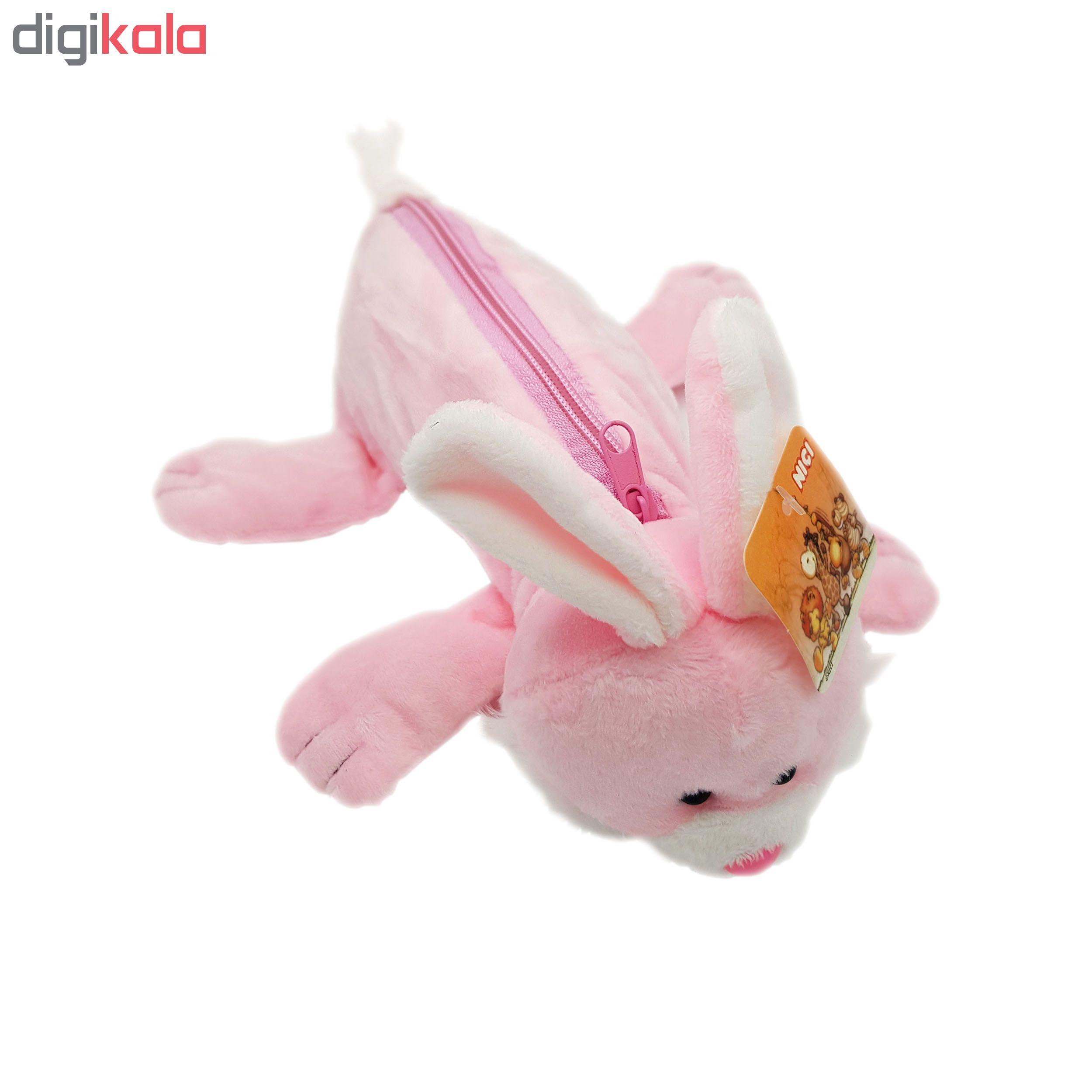 جامدادی نیکی طرح خرگوش  کد A107