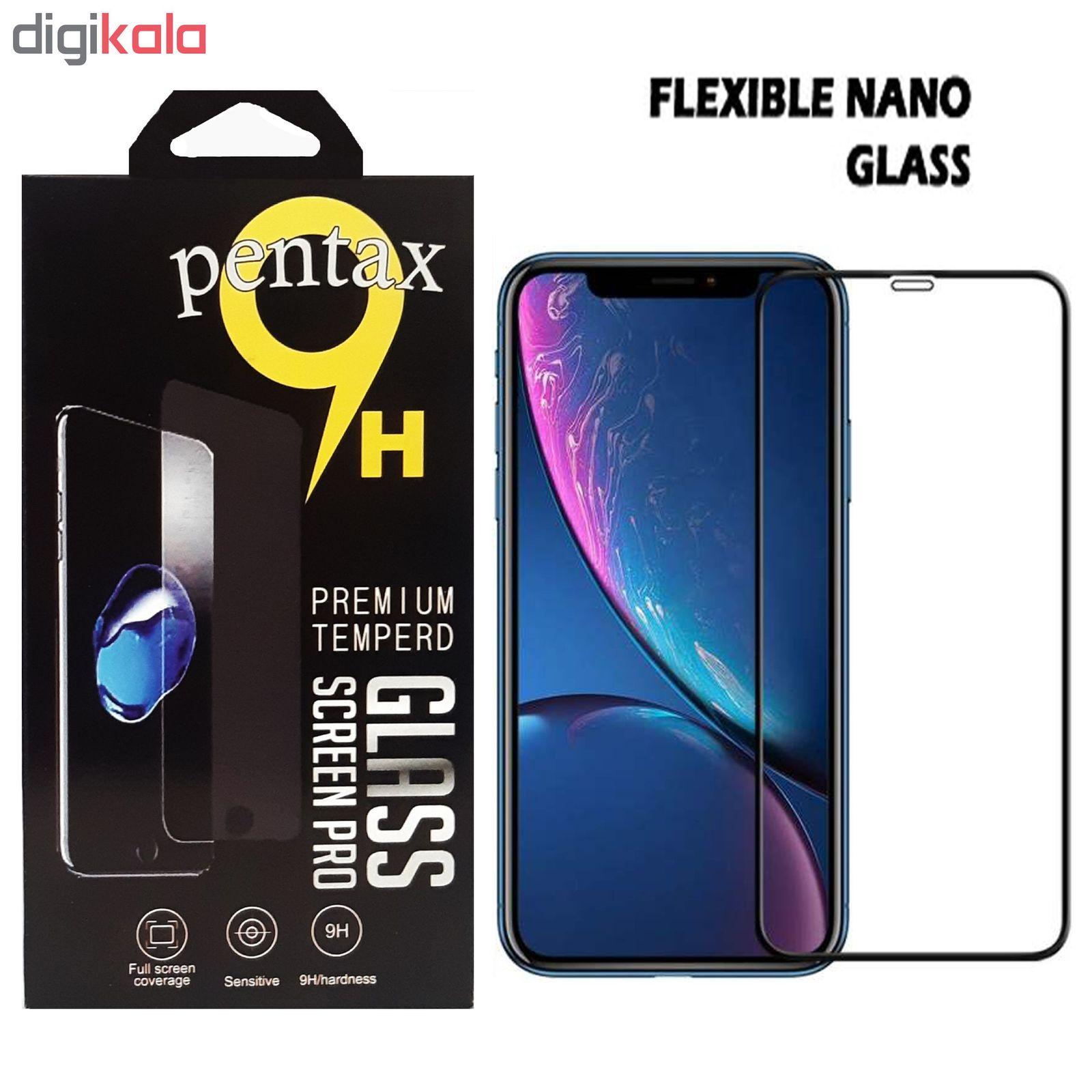 محافظ صفحه نمایش پنتاکس مدل NANO مناسب برای گوشی اپل Iphone XR main 1 1