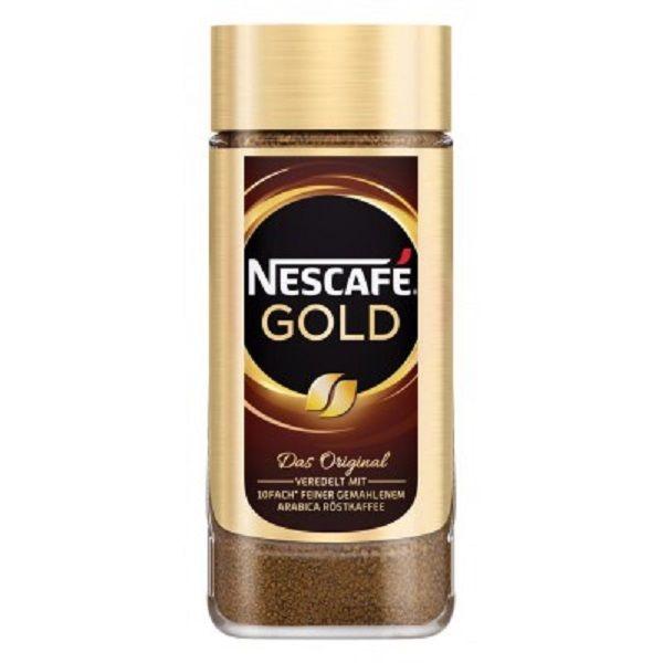 قهوه فوری نسکافه گلد مقدار 200 گرم اورجینال