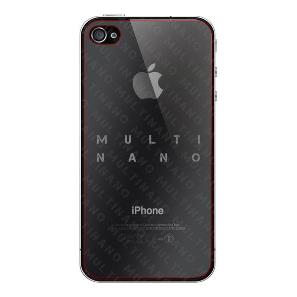 محافظ پشت مولتی نانو مناسب برای گوشی موبایل اپل آیفون 4 / 4 اس