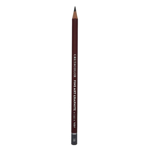 مداد طراحی کرتاکالر مدل FINE ART GRAPHITE - 3B  کد 160
