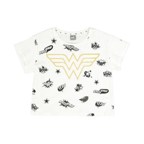 تی شرت دخترانه پوما مدل 850291-021