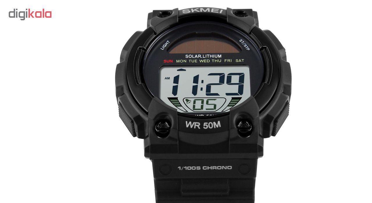 ساعت مچی دیجیتال مردانه اسکمی مدل 1126