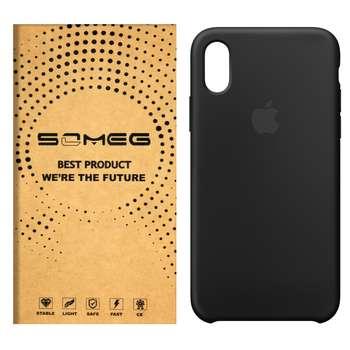 کاور سیلیکونی سومگ مدل 006 مناسب برای گوشی موبایل آیفون 10
