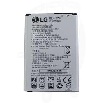 باتری موبایل  مدل BL-46ZH با ظرفیت 2045 میلی آمپر ساعت مناسب برای گوشی موبایل LG K8
