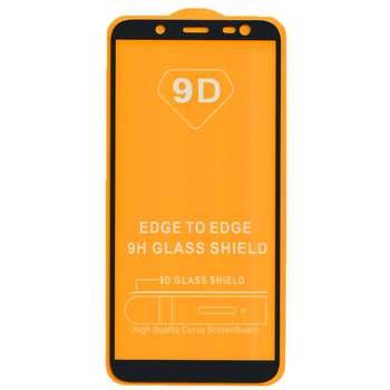 محافظ صفحه نمایش کوکو مدل 9D مناسب برای گوشی موبایل سامسونگ Samsung J6 2018