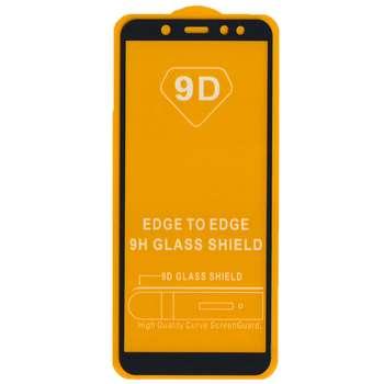 محافظ صفحه نمایش کوکو مدل 9D مناسب برای گوشی موبایل سامسونگ Samsung A6 2018
