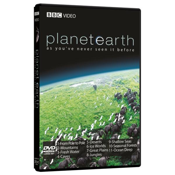 مستند سیاره زمین اثر بی بی سی