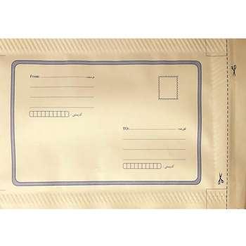 پاکت نامه پستی مدل حبابدار بسته 10 عددی