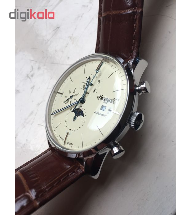 ساعت مچی عقربه ای مردانه اینگرسل مدل IN1916GWH