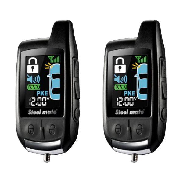 مشخصات، قیمت و خرید دزدگیر خودرو استیل میت مدل 888E | دیجیکالا