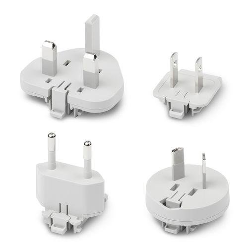 مبدل برق موشی مدل ProGeo بسته ۴ عددی