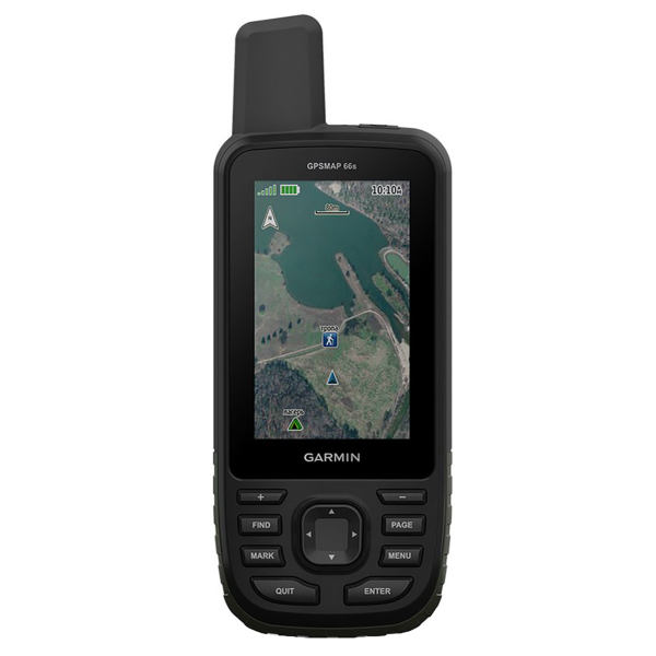جی پی اس گارمین مدل GPSMAP 66S