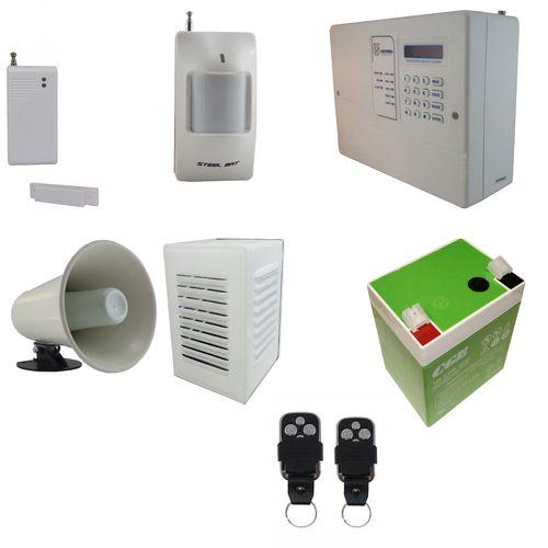 سیستم دزدگیر تلفنی ویزیترون مدل VZ3-1