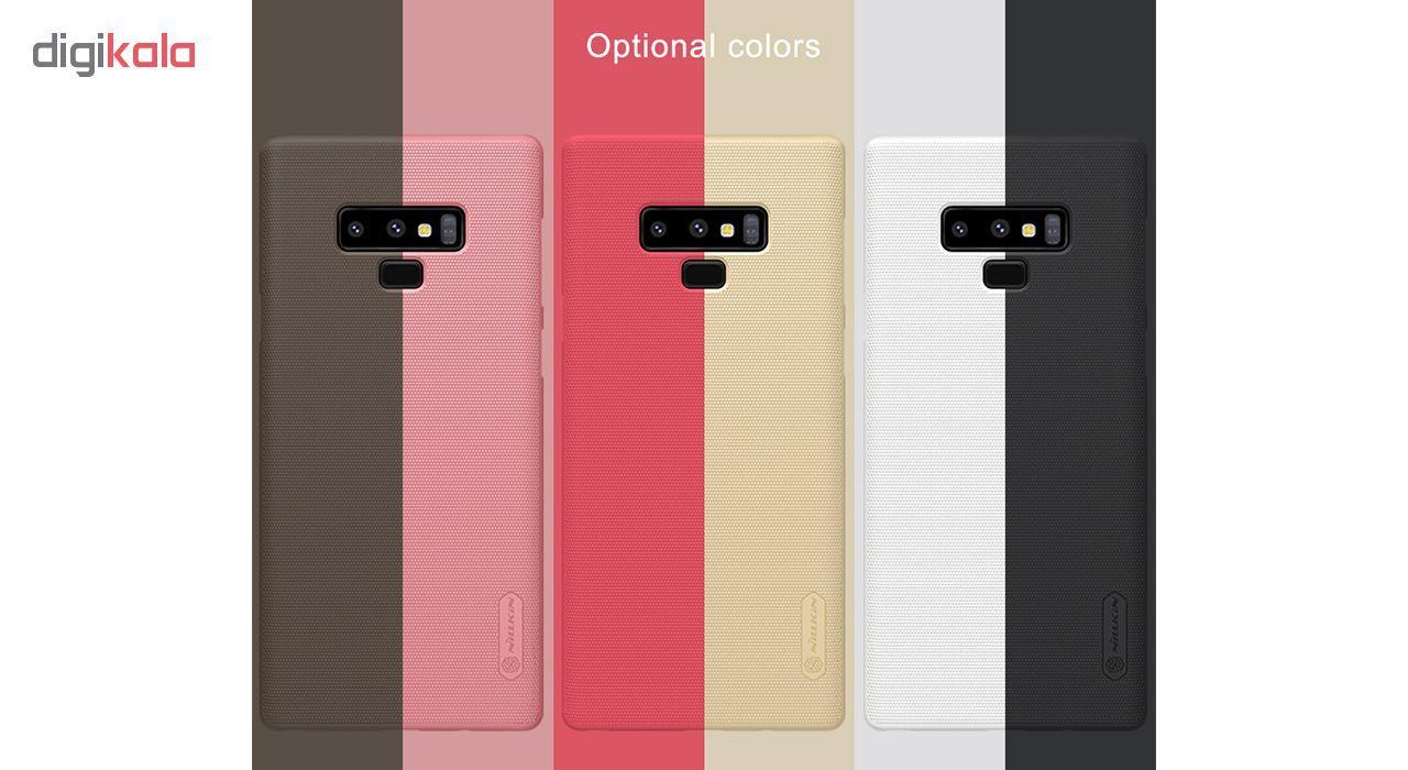 کاور نیلکین مدل Super Frosted Shield  مناسب برای گوشی موبایل سامسونگ Galaxy Note 9 main 1 4