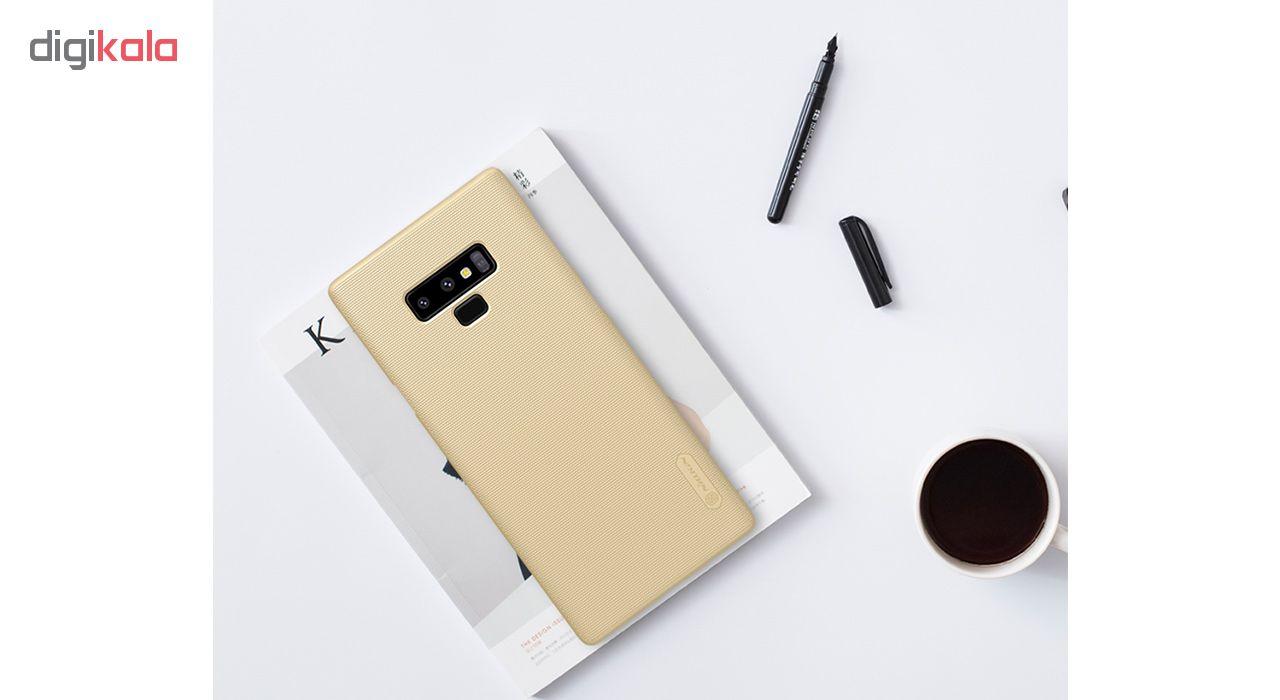 کاور نیلکین مدل Super Frosted Shield  مناسب برای گوشی موبایل سامسونگ Galaxy Note 9 main 1 8