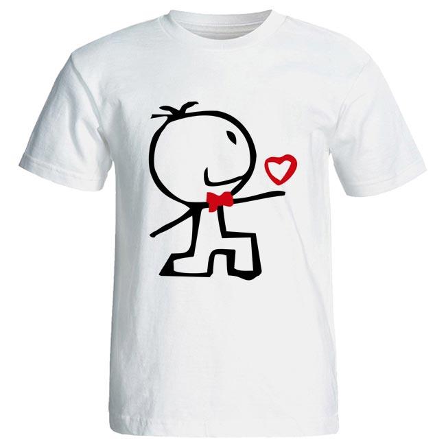 خرید تی شرت زنانه طرح sir کد 7307