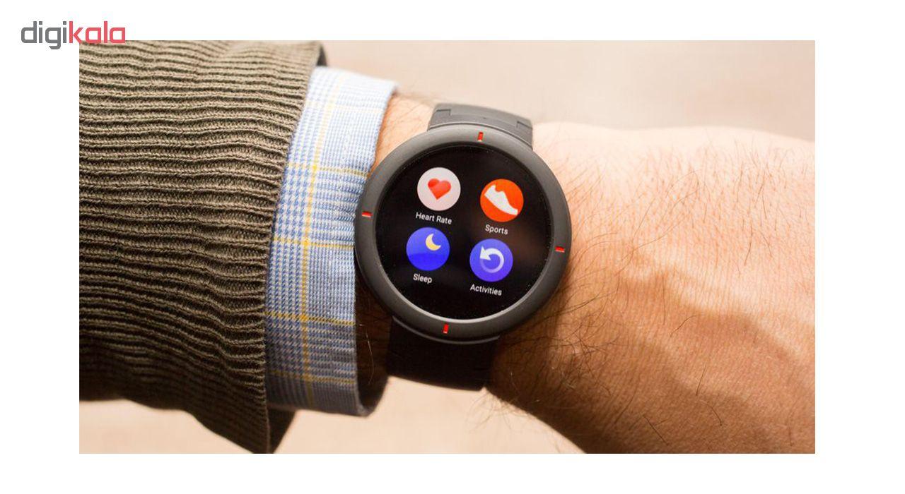 ساعت هوشمند امیزفیت مدل Verge