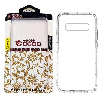 کاور کوکوک مدل  Crystal Clear مناسب برای گوشی موبایل سامسونگ Galaxy S10