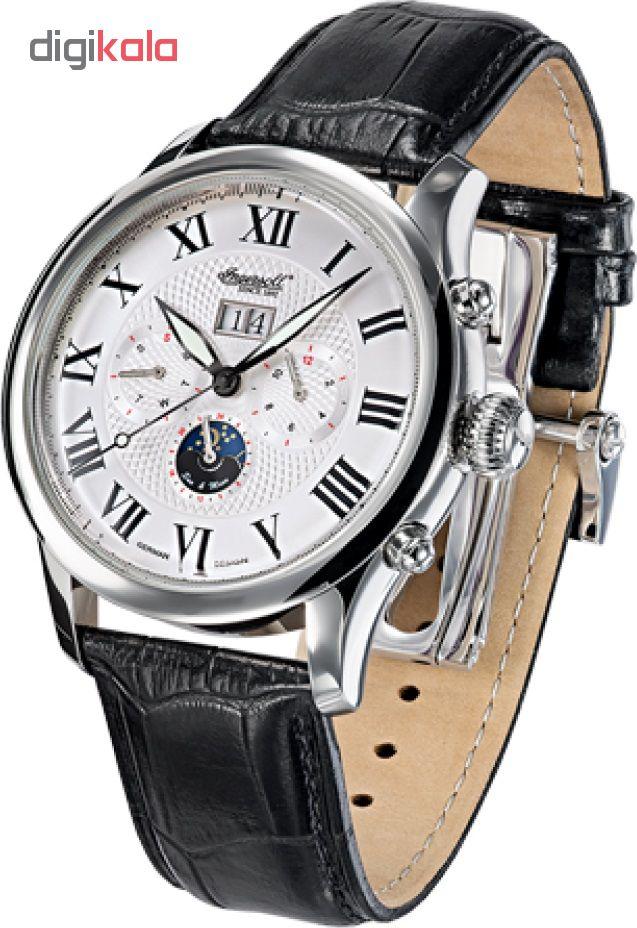 کد تخفیف                                      ساعت مچی عقربه ای مردانه اینگرسل مدل IN1411SL
