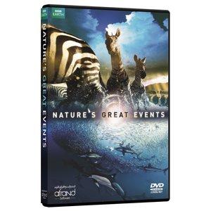 مستند رویدادهای عظیم طبیعت اثر بی بی سی