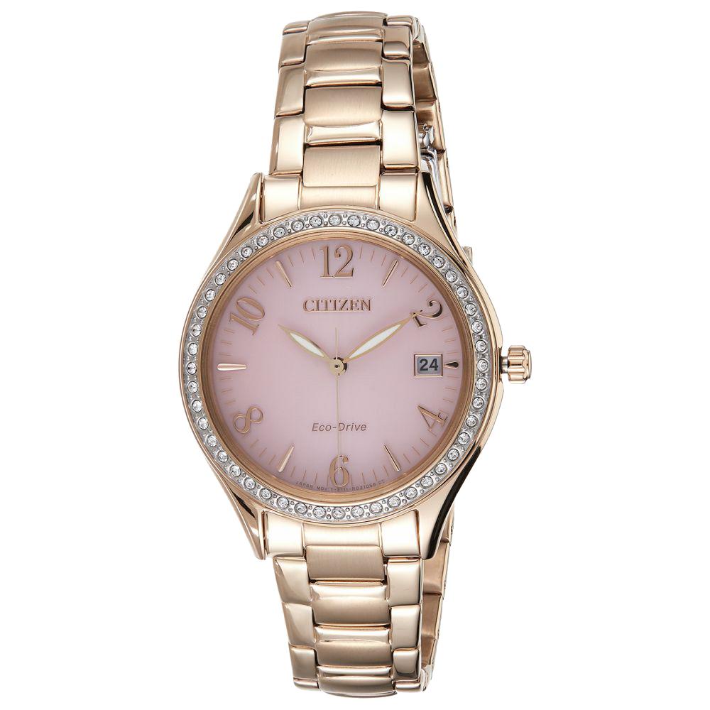 ساعت مچی عقربه ای زنانه سیتی زن مدل EO1183-84X