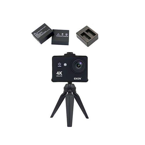 دوربین فیلم برداری ورزشی اکن مدل W9S V2 به همراه لوازم جانبی