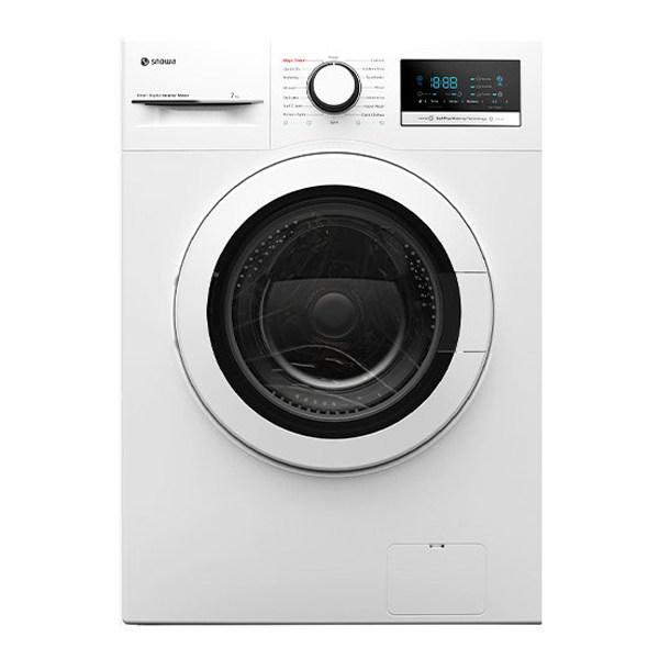 ماشین لباسشویی اسنوا مدل SWD-792 ظرفیت 7 کیلوگرم