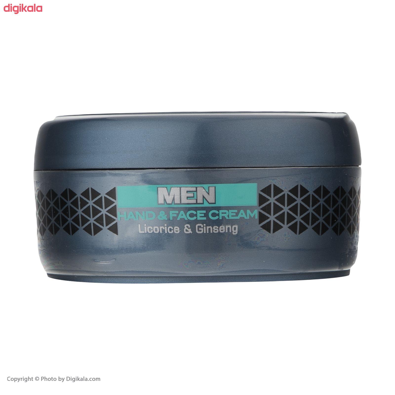 کرم مرطوب کننده مردانه مای مدل Licorice and Ginseng حجم 200 میلی لیتر main 1 1