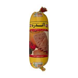 کالباس مرغ پرسی با 90 درصد گوشت مرغ - 500 گرم