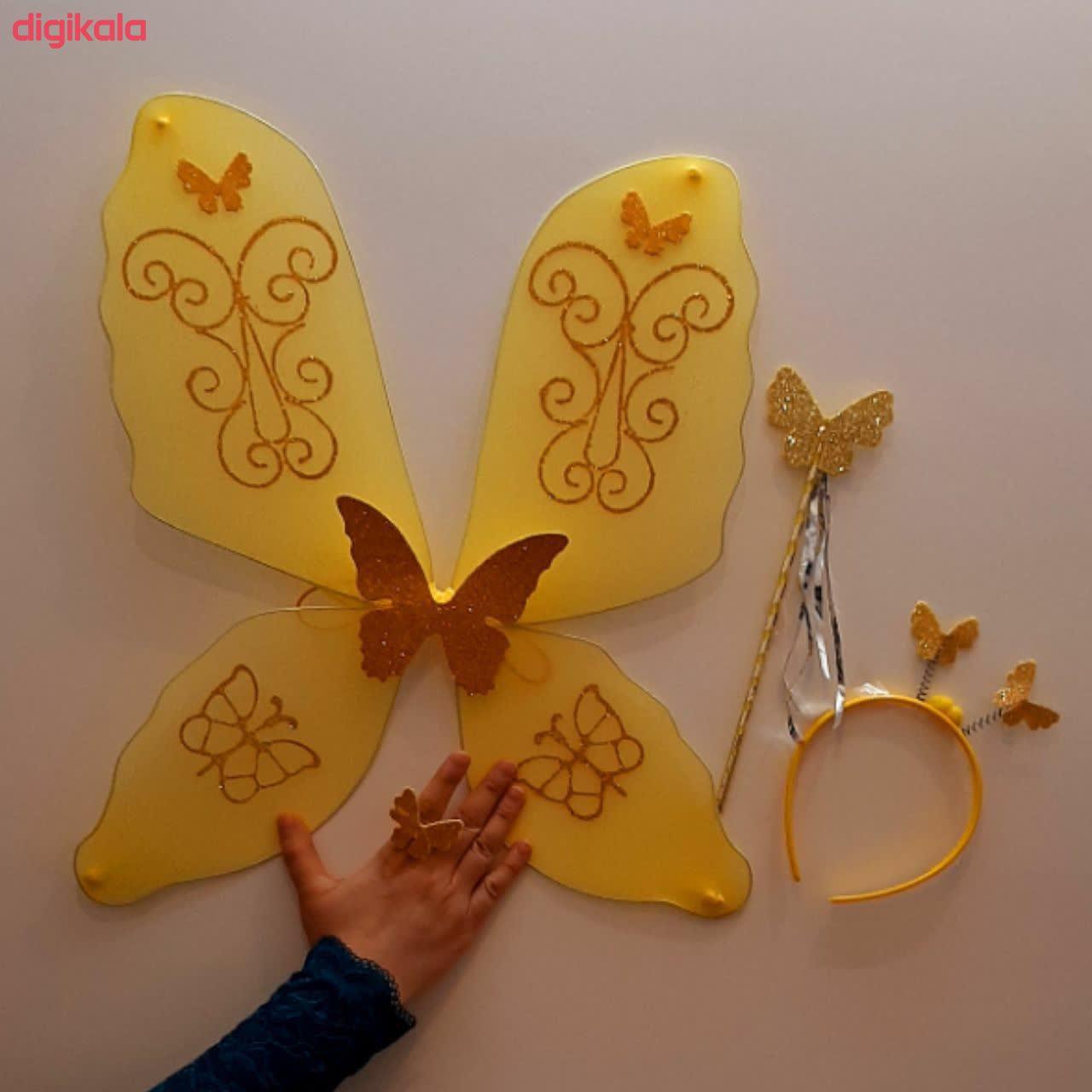 ست ایفای نقشطرح بال پروانه مدل Angel main 1 2