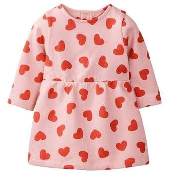 پیراهن نوزادی دخترانه لوپیلو مدل rd0050