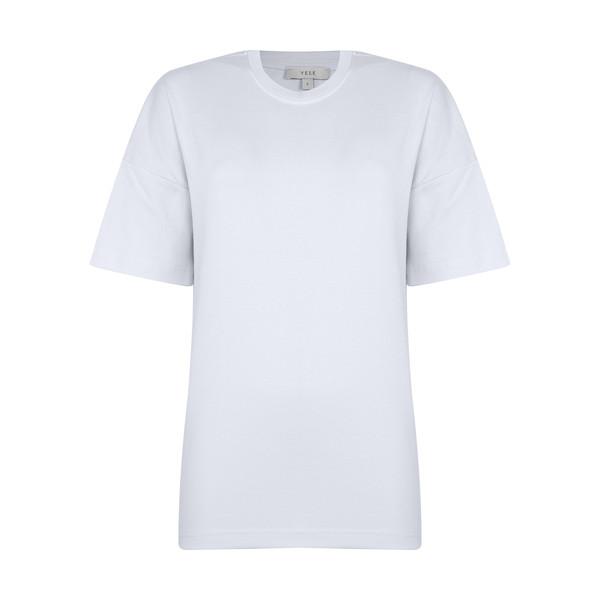 تی شرت آستین کوتاه زنانه یله مدل W1193000TS