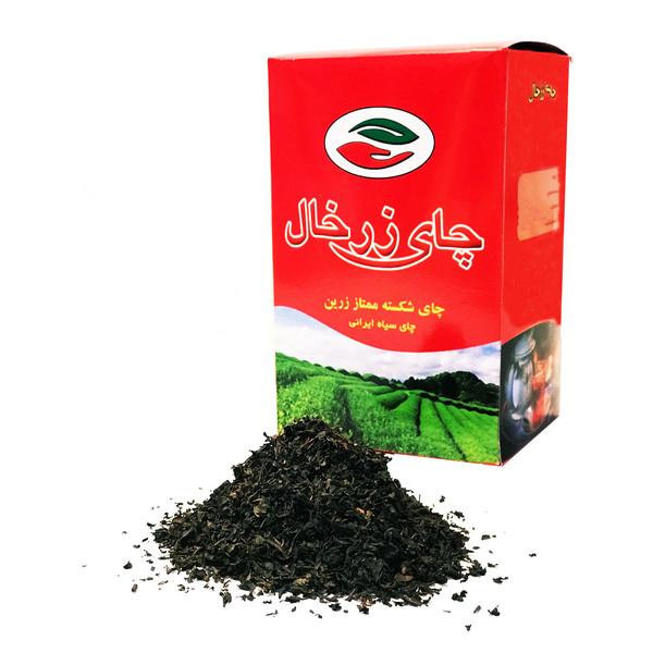 چای ایرانی شکسته ممتاز زرخال - 500 گرم