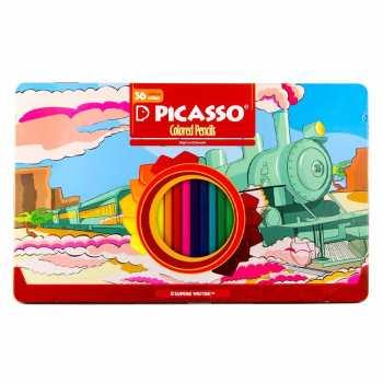 مداد رنگی 36 رنگ پیکاسو کد 90078