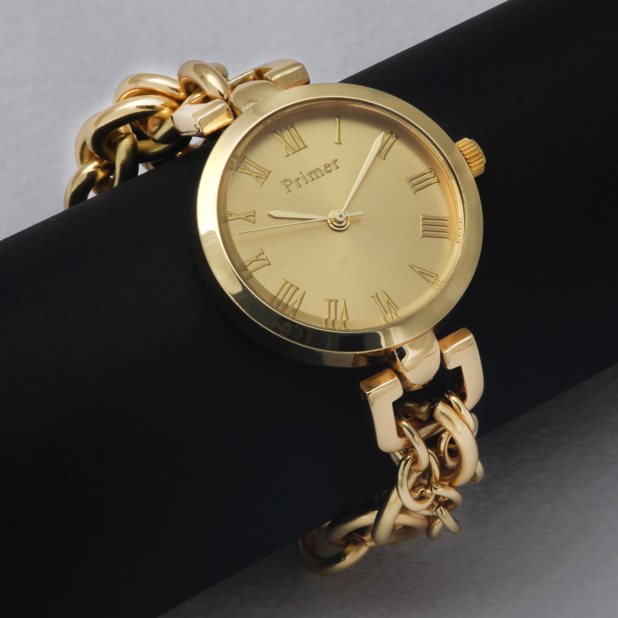 ساعت مچی عقربه ای زنانه پرایمر مدل pr-5022gg              خرید (⭐️⭐️⭐️)