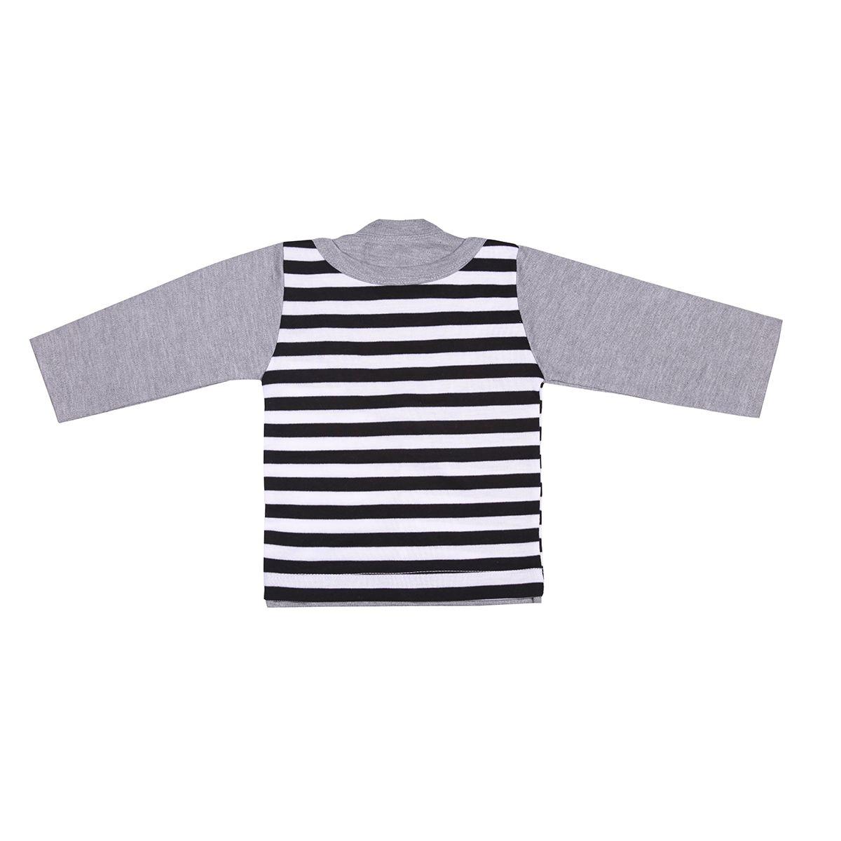 ست تی شرت و شلوار نوزادی کد 507 -  - 5