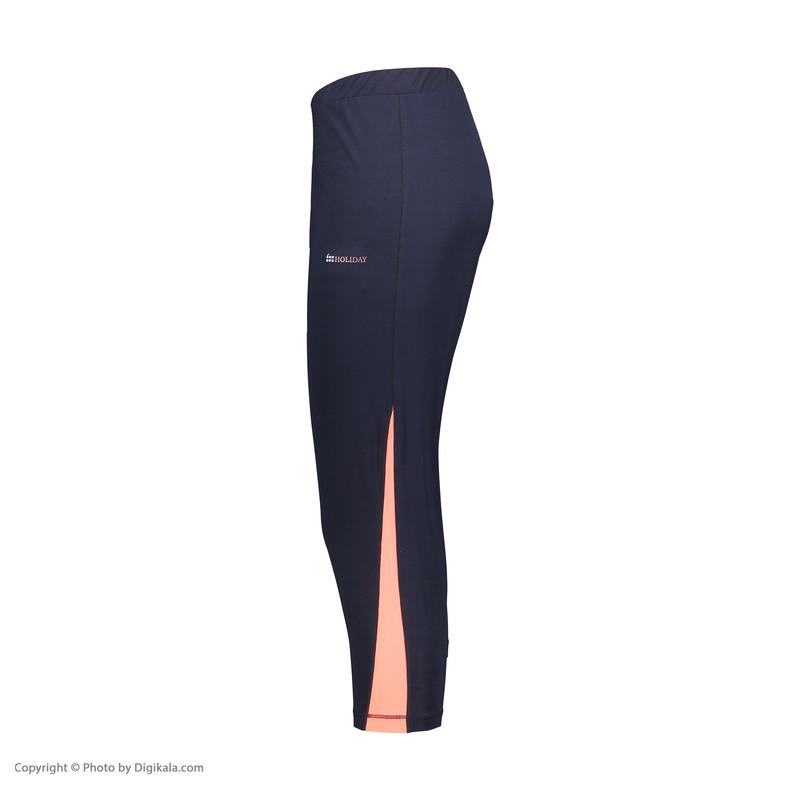 شلوارک ورزشی زنانه هالیدی مدل 814122-NAVY BLUE