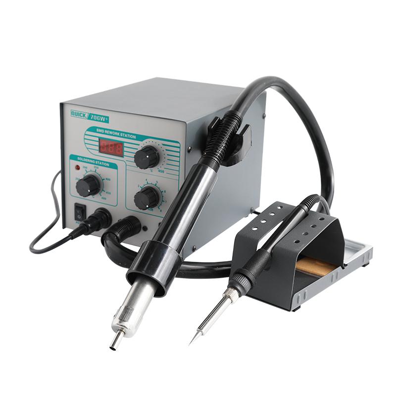 دستگاه هویه کوئیک مدل 706W Plus