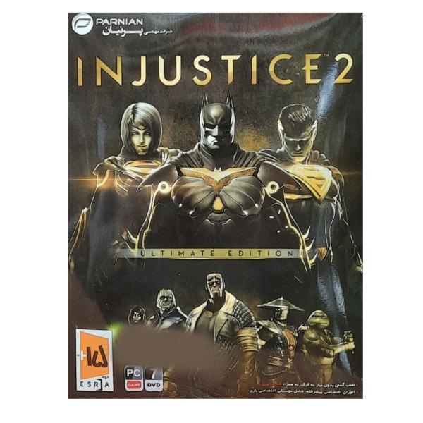 بازی INJUSTICE 2 مخصوص PC