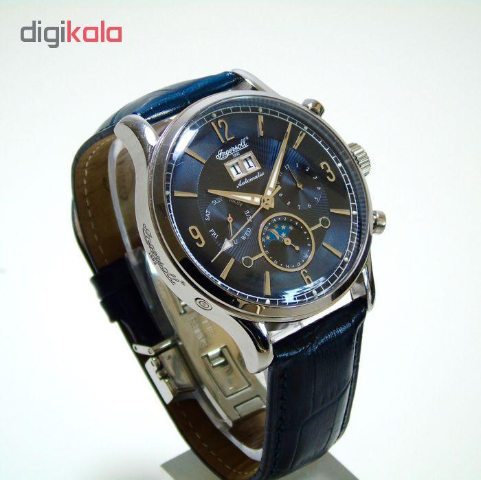 ساعت مچی عقربه ای مردانه اینگرسل مدل IN1404RBK