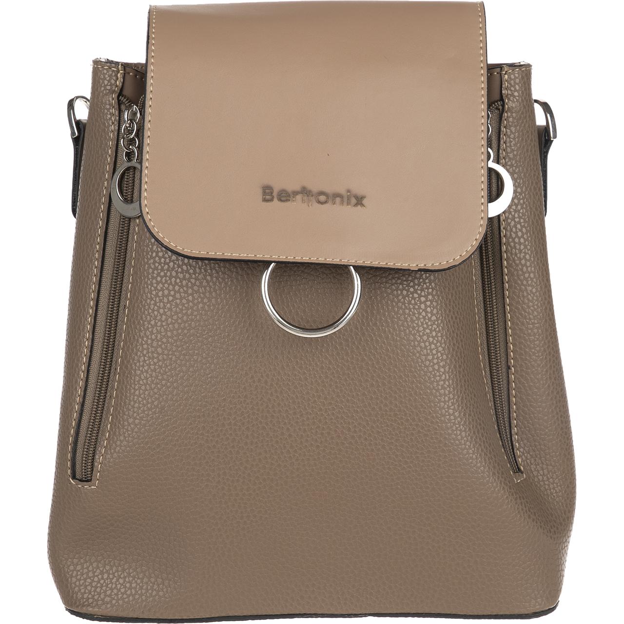 کوله پشتی زنانه برتونیکس مدل B101-30 -  - 2