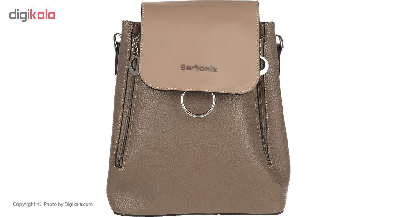 کوله پشتی زنانه برتونیکس مدل B101-30 -  - 3