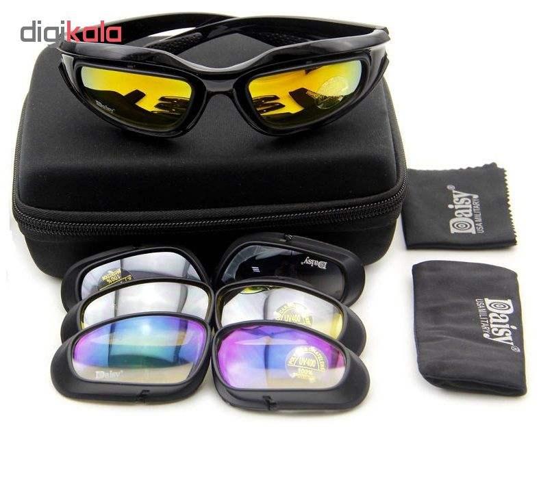 عینک آفتابی دایزی مدل C5 main 1 3
