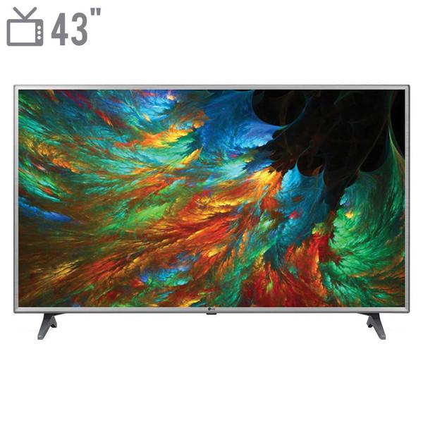تلویزیون ال ای دی هوشمند ال جی مدل 43LK63000GI سایز 43 اینچ