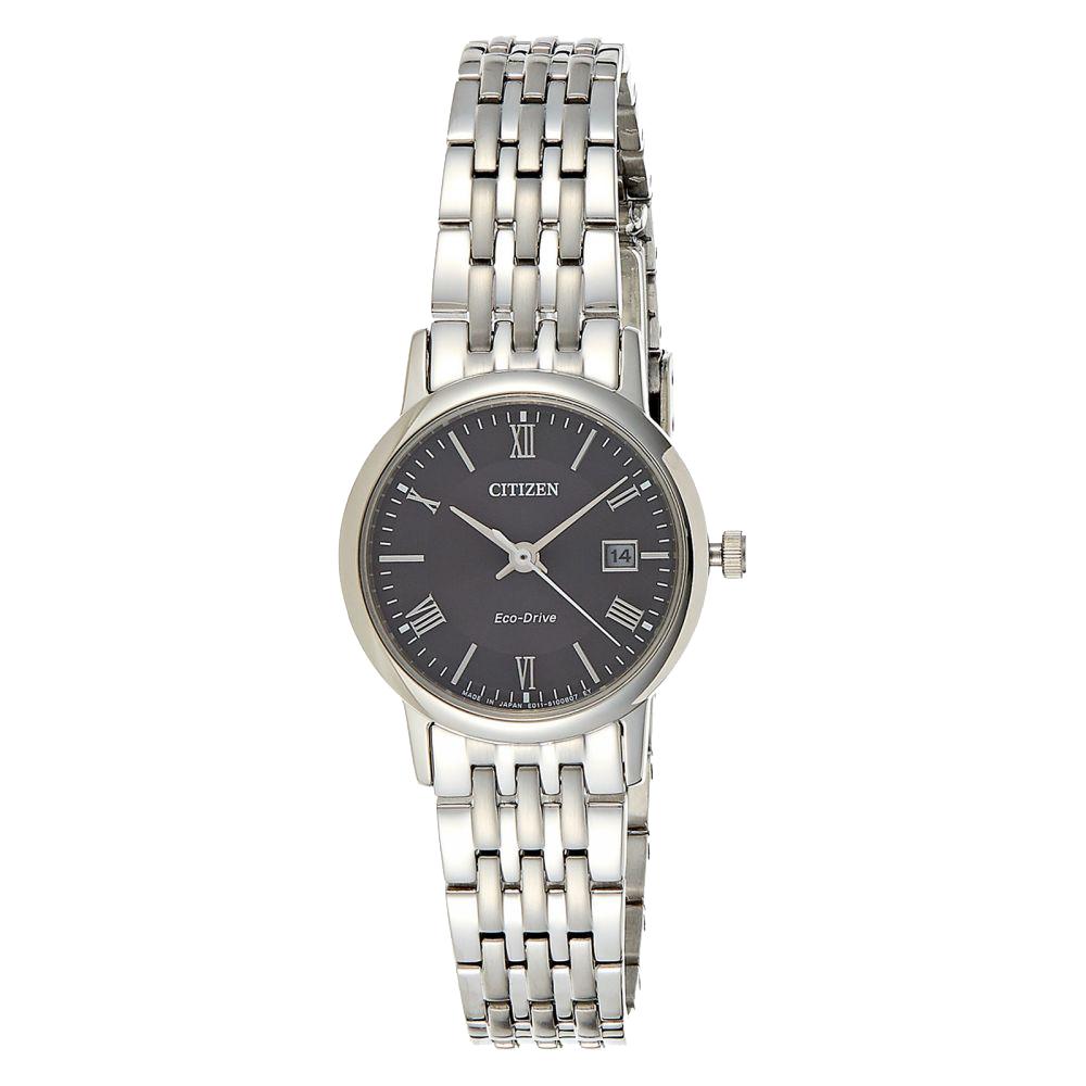 ساعت مچی عقربه ای زنانه سیتی زن مدل EW1580-50E